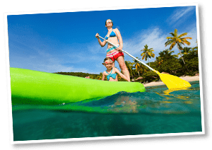 paddleboard tours for orlando visitors